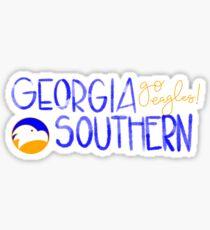 Georgia Southern Sticker