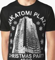 Nakatomi Christmas Graphic T-Shirt