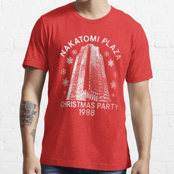 Navidad nakatomi Camiseta esencial
