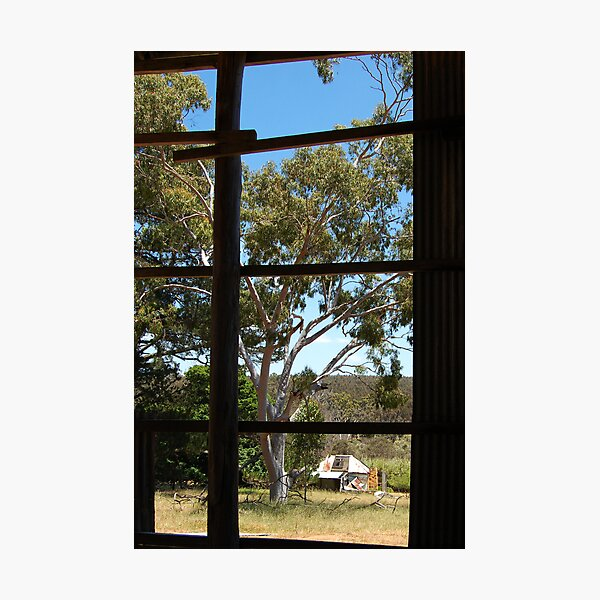 Old Homestead - Frankland River Photographic Print
