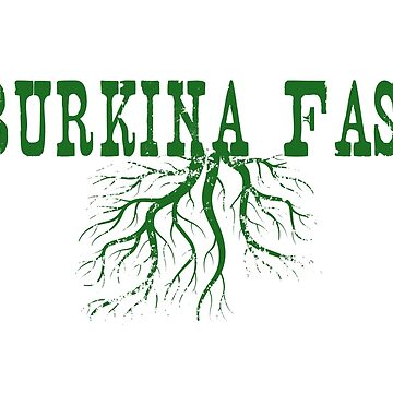 Burkina Faso Roots by surgedesigns