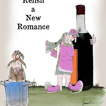 No.34  Relish a New Romance by tonyfernandes1