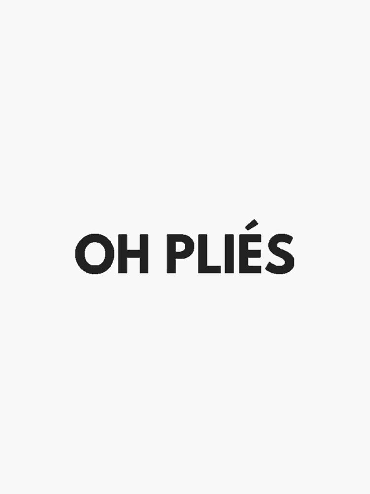 OH Plies! by stephaniesouza