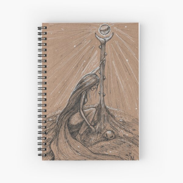 Weak Spiral Notebook