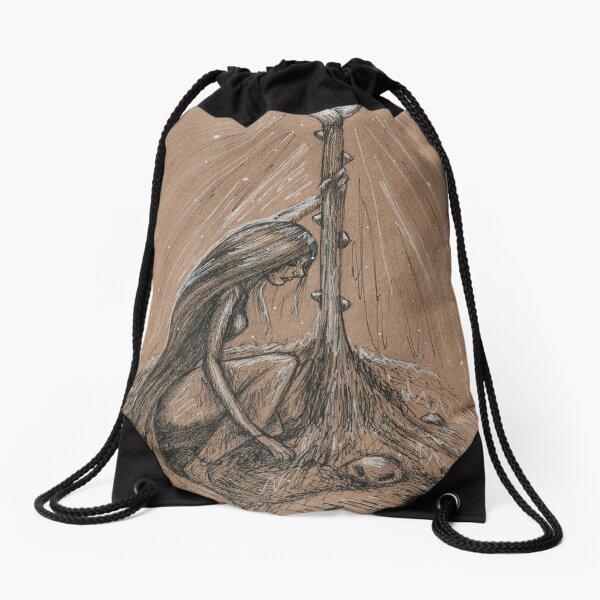 Weak Drawstring Bag