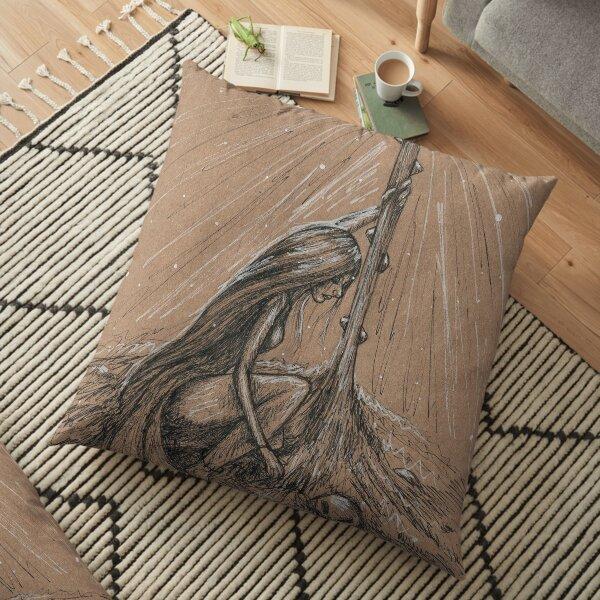 Weak Floor Pillow