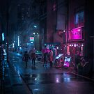 Dark City by Guillaume Marcotte