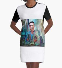 Jordan Peterson watercolor Graphic T-Shirt Dress