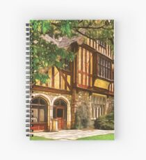 Castle III Spiral Notebook