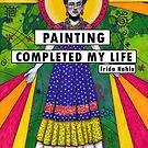 Frida Kahlo by Alexandra Melander