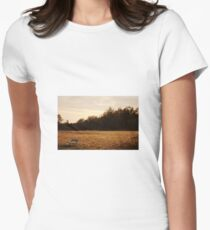 Countryside Women's Fitted T-Shirt