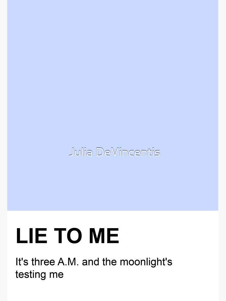 Lüg mich an von Kthen