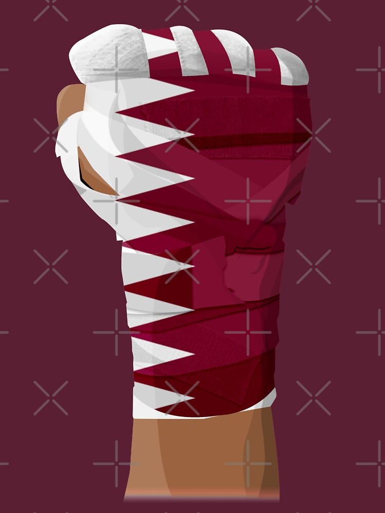 QATAR FIGHTING PRIDE by cinimodfx