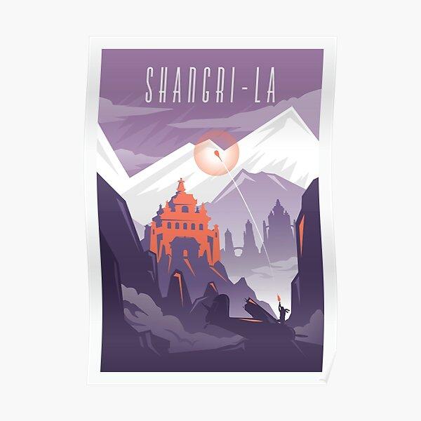 Lost Cities: Shangri-La Poster