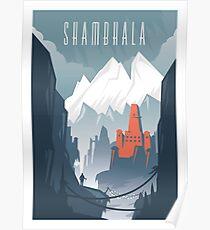 Lost Cities: Shambhala Poster