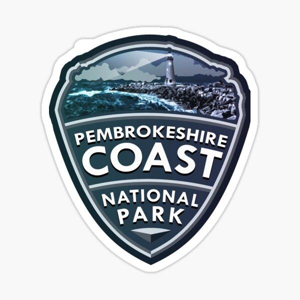 Pembrokeshire Coast National Park Simple Sticker