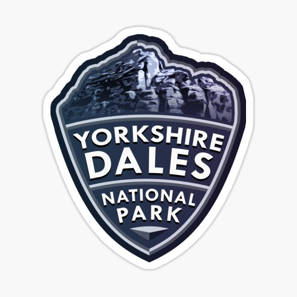 Yorkshire Dales National Park Simple Sticker