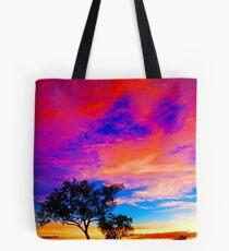 Karijini Sunrise Tote Bag