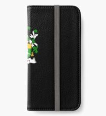 Dunphy Coat of Arms - Family Crest Shirt iPhone Wallet/Case/Skin