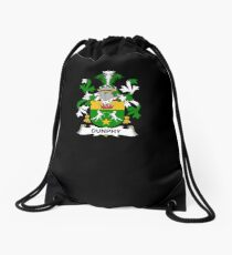 Dunphy Coat of Arms - Family Crest Shirt Drawstring Bag