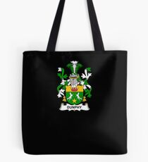 Dunphy Coat of Arms - Family Crest Shirt Tote Bag