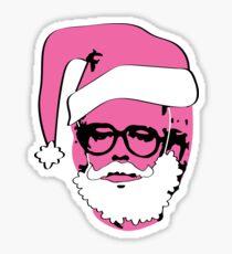 Pinkadam Santa 2018 Sticker