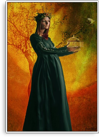 The Empress by Anna Shaw