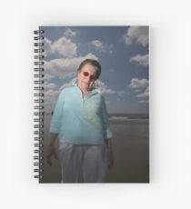 Beach Freedom Spiral Notebook