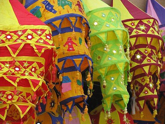 LAMPS  by Kamaljeet Kaur