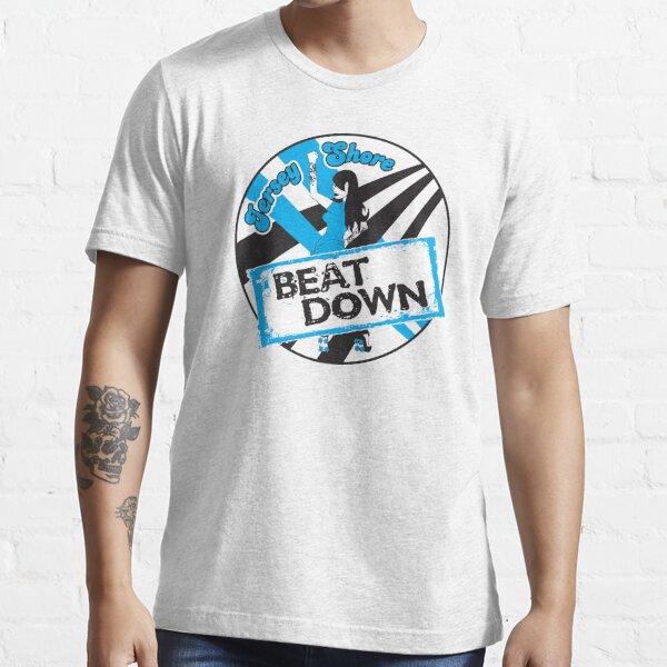 Jersey Shore Roller Girls - Beat Down Essential T-Shirt