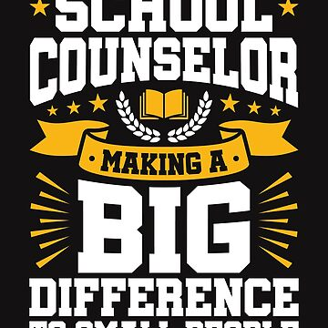 School Counselor Making A Big Difference To Small People by jaygo