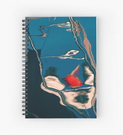 Still Reflection  Spiral Notebook