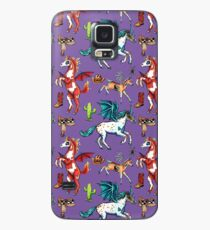 Occult Equine Pattern Case/Skin for Samsung Galaxy