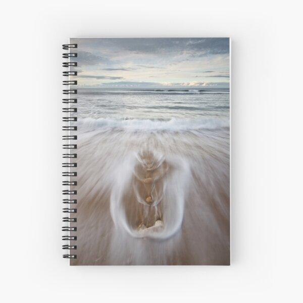 Rock Relativity Spiral Notebook