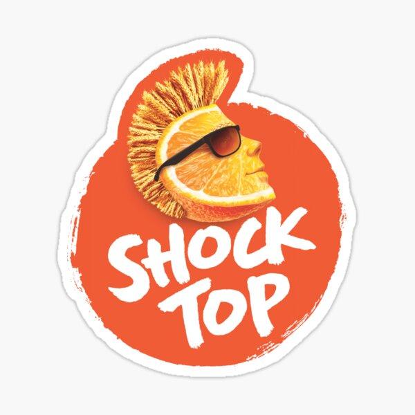 Shocktop Alcohol Sticker