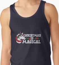 Christmas is Magical  Men's Tank Top