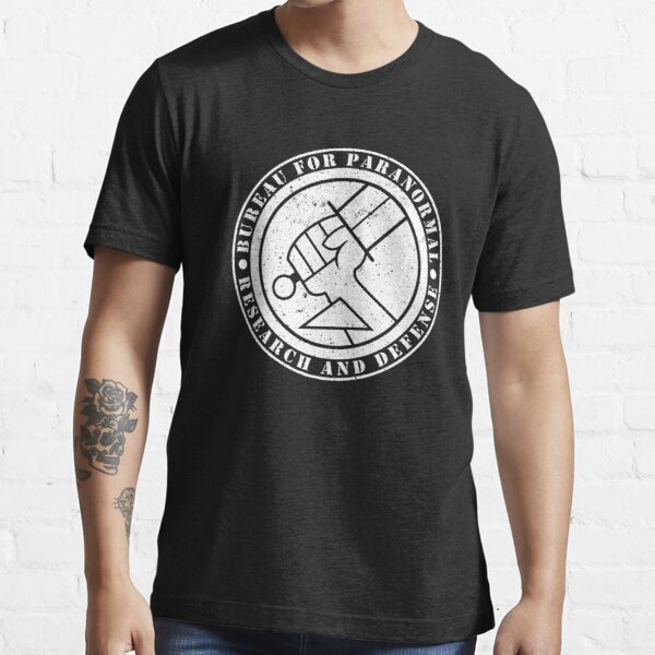 Bureau for Paranormal Research and Defense Essential T-Shirt