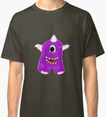 flying purple people eater Classic T-Shirt