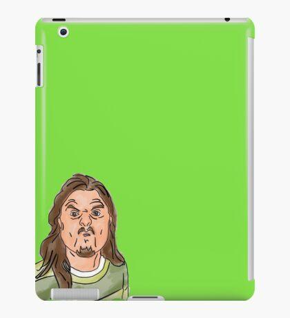 Kev Greener Illustration iPad Case/Skin