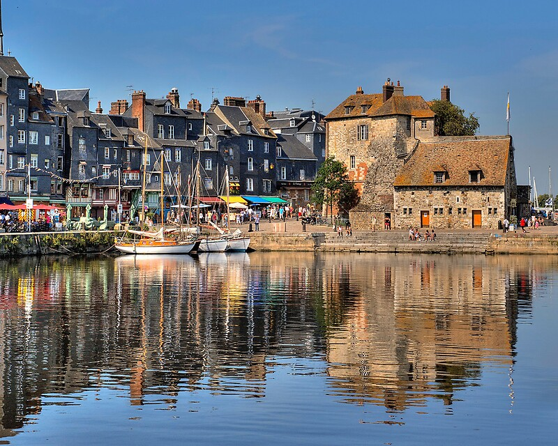 honfleur picture free - photo #18