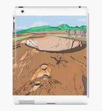 Art & Deco (by Austral Monkey) • Volcano iPad Case/Skin