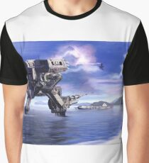 501st Mech Defender Graphic T-Shirt