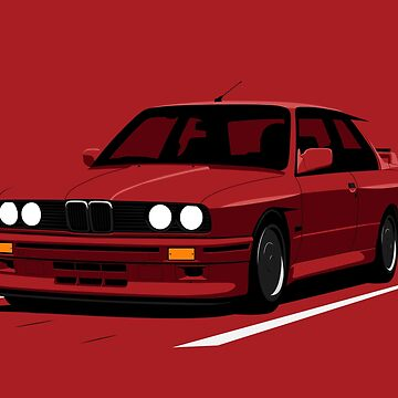 Red E30 by ApexFibers