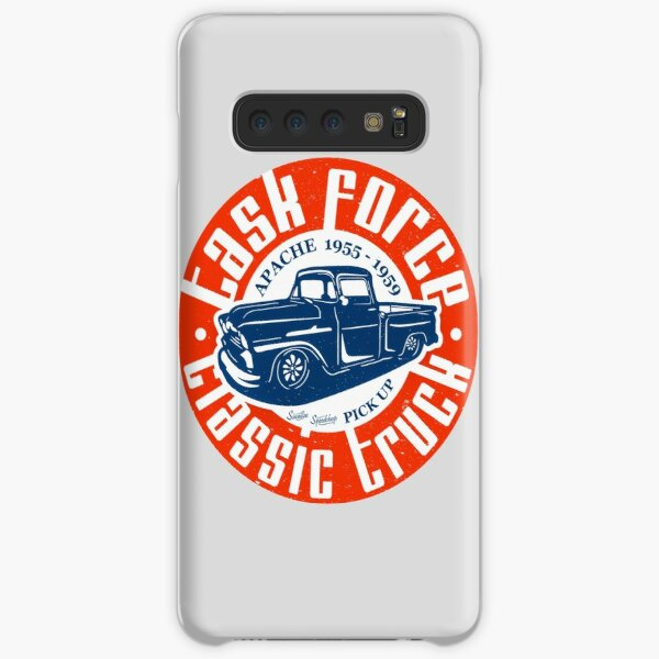 Task Force Apache Classic Truck 1955 - 1959 Samsung Galaxy Snap Case