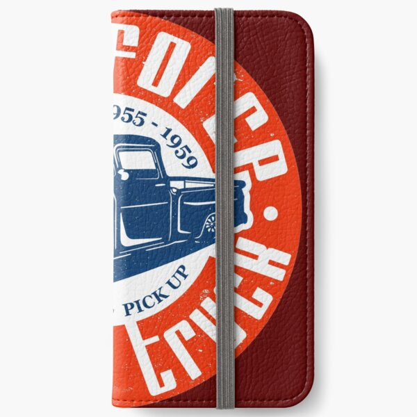 Task Force Apache Classic Truck 1955 - 1959 iPhone Wallet