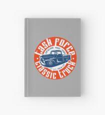 Task Force Apache Classic Truck 1955 - 1959 Notizbuch