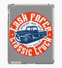 Task Force Apache Classic Truck 1955 - 1959 iPad-Hülle & Klebefolie