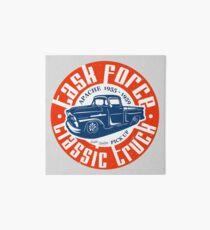 Task Force Apache Classic Truck 1955 - 1959 Galeriedruck