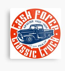 Task Force Apache Classic Truck 1955 - 1959 Metallbild