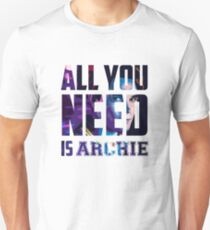All you need is Archie - Riverdarle Unisex T-Shirt